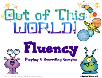 Fluency Display and Recording Graphs