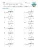 Fluency Drills, Transversals - Alternate Interior Angles