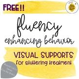 Fluency Enhancing Behaviors (FEBs) FREEBIE!