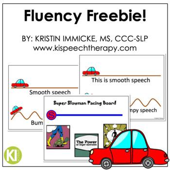 Fluency FREEbie!!!