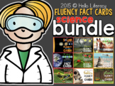 Fluency Fact Task Cards {Big Science Bundle}