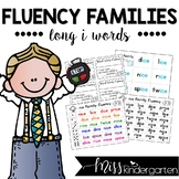 Fluency Families {long i words}