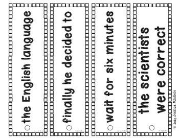 Fluency Fans: Fry Phrases {Fifth 100}