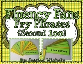 Fluency Fans: Fry Phrases {Second 100}