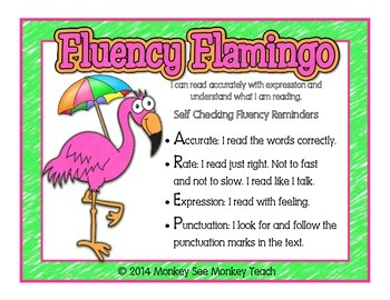 Fluency Flamingo Updated