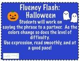 Fluency Flash Halloween