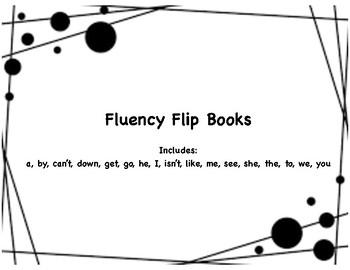 Fluency Flip Books Set #1