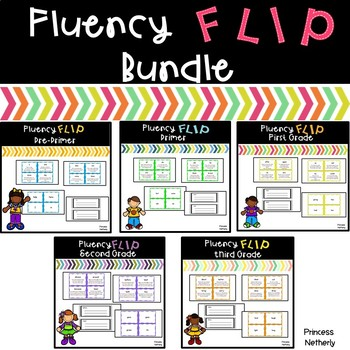 Fluency Flip Bundle