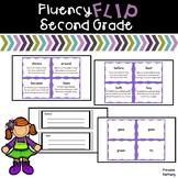 Fluency Flip Second Grade Words