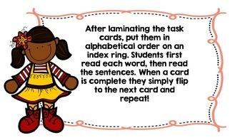 Fluency Flip Third Grade Words