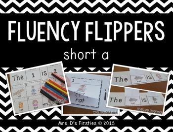 Fluency Flippers {short a}