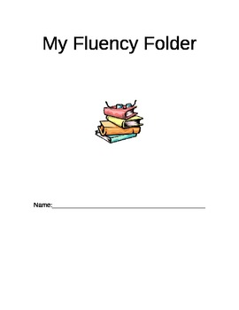 Fluency Folder Intervention
