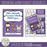 Nonsense Word Fluency - Arctic Theme