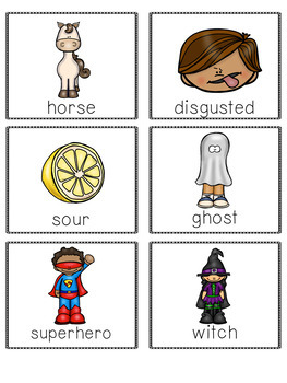 Reading Fluency Activity - Silly Voice Task Cards