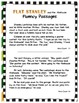 Fluency Sentence Strips and Passages: Flat Stanley and the