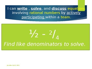 Fluency Fun: Rational Number Operations 5