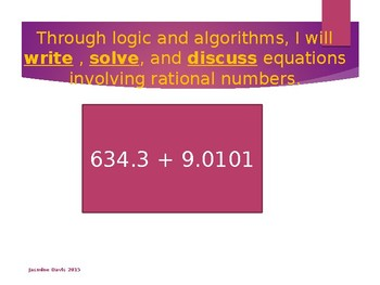 Fluency Fun: Rational Number Operations 4
