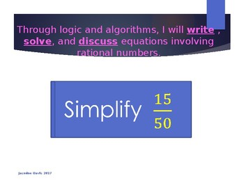 Fluency Fun: Rational Number Operations 6