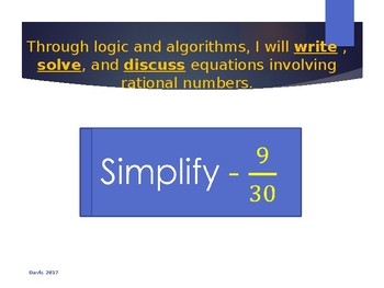 Fluency Fun: Rational Number Operations 8