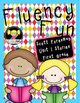 Fluency Fun Unit 1{Scott Foresman}
