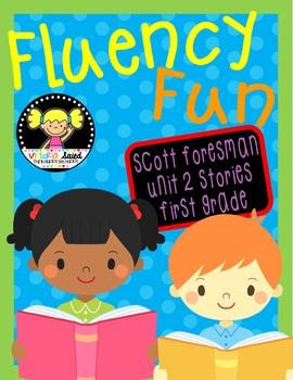 Fluency Fun Unit 2 {Scott Foresman}