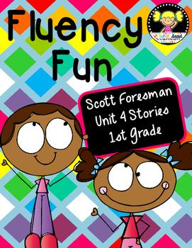 Fluency Fun Unit 4 {Scott Foresman}
