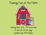 Fluency Fun on the Farm