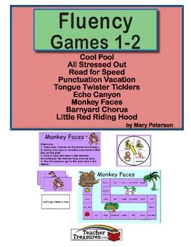 Fluency Games 1-2