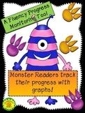 Fluency Graphs (Monster Readers Theme)
