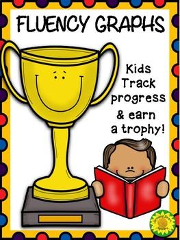 Fluency Graphs-Trophies Theme