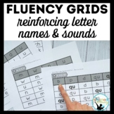 Fluency Grids: Reinforcing Letter Names and Sounds