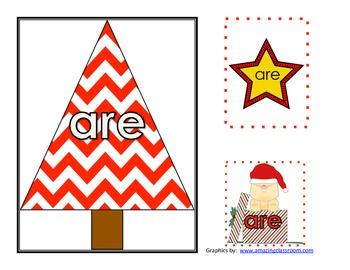 Fluency-HF Sight Words HoHoHo Where Did Santa Go? Oh, Christmas Tree!