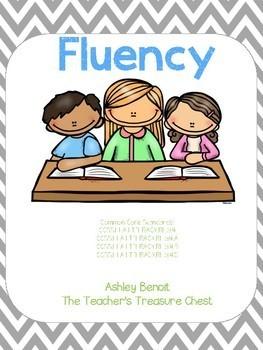 Fluency Intervention Binder for 3rd Grade