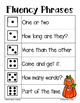 Fluency Intervention Games (Fall Edition)