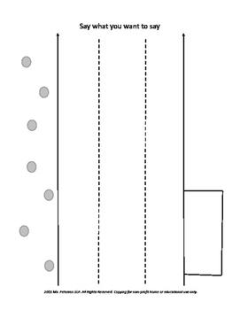 Fluency Lanes (stuttering)