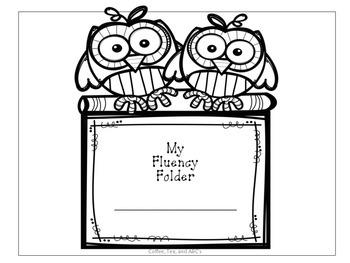 Fluency: Letters, Sight Words, Blending