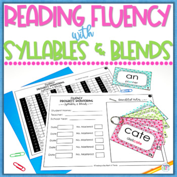 Fluency Practice Syllables and Blends
