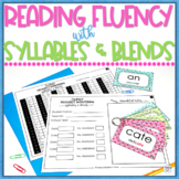 Reading Fluency Syllables and Blends