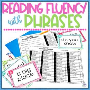 Fluency Practice Pack #2 Phrases