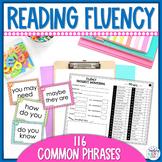 Reading Fluency Phrases