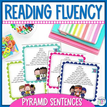 Fluency Pyramid Sentences