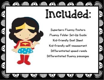 Fluency Pack - Avengers Theme