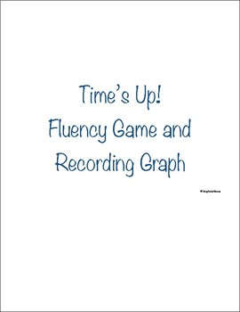 Fluency Partner Game