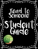 """Read to Someone"" Student Guide"