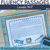 Fluency Passages: 3rd Grade Edition Set 1 {Level N-P}