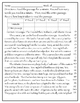 Fluency Passages 3rd Grade Informational-Environment, Habitats, Conservation, +