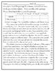 Fluency Passages 3rd Grade Informational-Environment, Habi