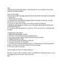 Fluency Passages Explanation