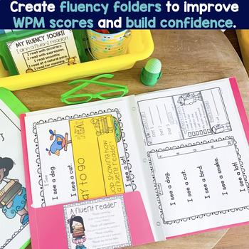 Fluency Passages: Kindergar... by Aylin Claahsen | Teachers Pay ...
