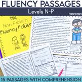 Fluency Passages: Non Fiction 3rd Grade Edition {Level N-P}
